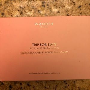 Wander beauty trip for two (bronzer+highlighter)
